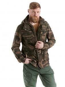 Куртка AF камуфляж