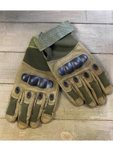 Перчатки тактические (1500) олива
