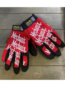 Перчатки тактические (1500) красные