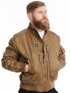 Куртка-пилот 7.26 (056) ворот/трикотаж песок