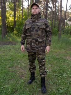 Костюм Горка-8 лето тигр зеленый