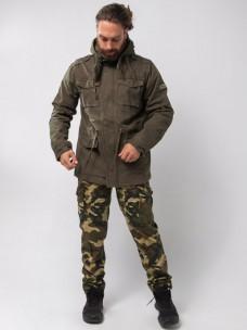 Куртка AF утепленная/синтепон олива