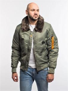 Куртка-пилот Nord Denali B-15 sage/sage