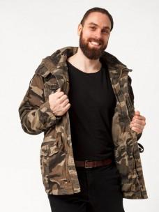 Куртка Armed Forces камуфляж