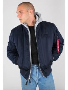 Куртка-пилот Alpha Ind. Outback синяя