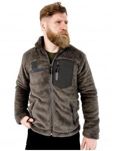 Флисовая куртка 7.26 (100) Gear серая