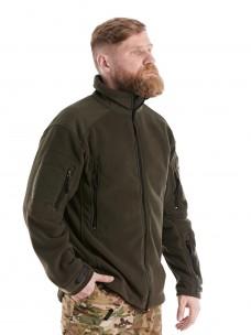 Флисовая куртка 7.26 (1393) олива