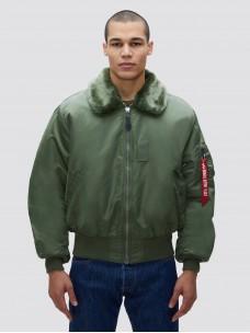 Куртка-пилот Nord Denali B-15  sage/green
