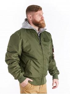 Куртка-пилот Alpha Ind. Outback олива