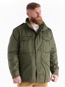Куртка Mil-tec M-65 утепленная олива