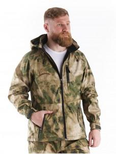 Куртка 7.26 (050) софтшелл a-tacs зеленый