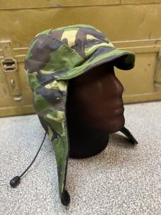 Шапка-ушанка DPM G-T на флисе